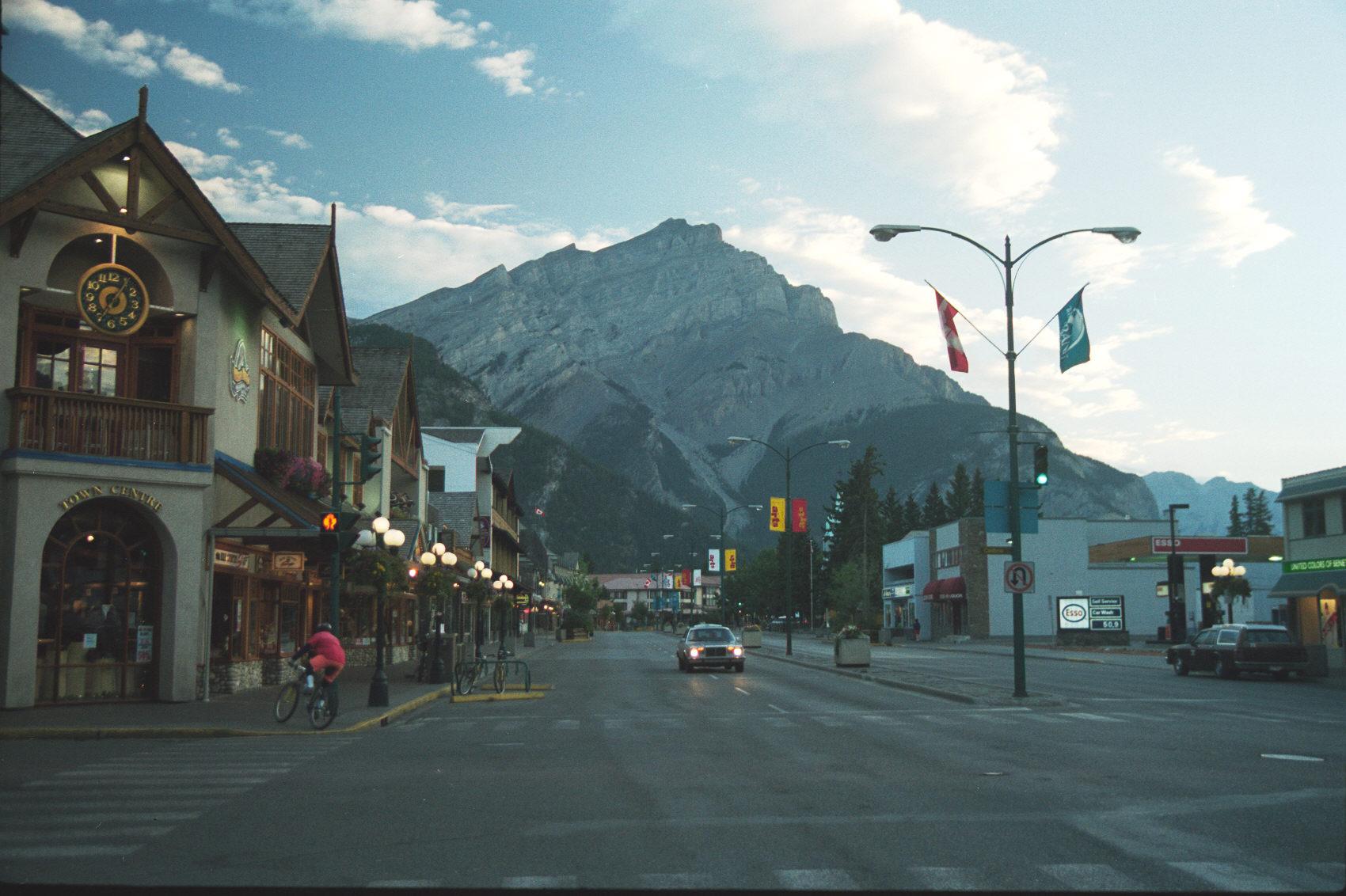 Banff Area (Alberta, C...